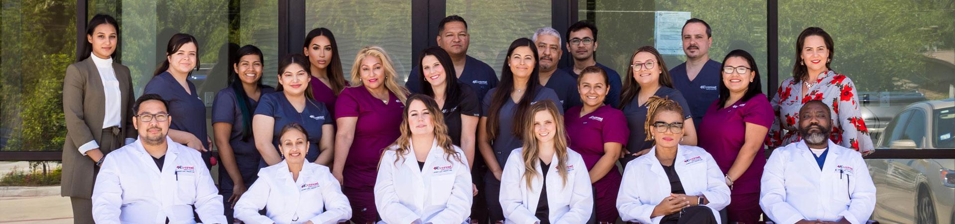 Everest Medical Group